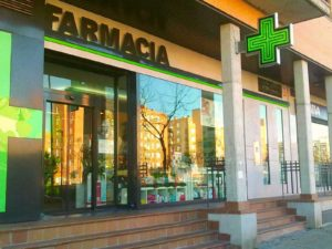 Farmacia Avenida de Chile en Getafe, Madrid